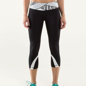 Lululemon Run Inspire Crop